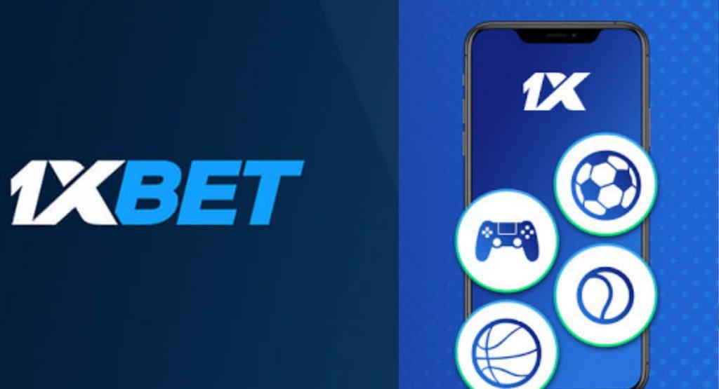 1XBET betting app