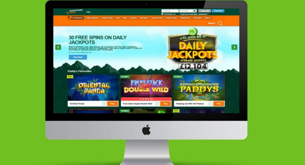 Paddypower gambling games