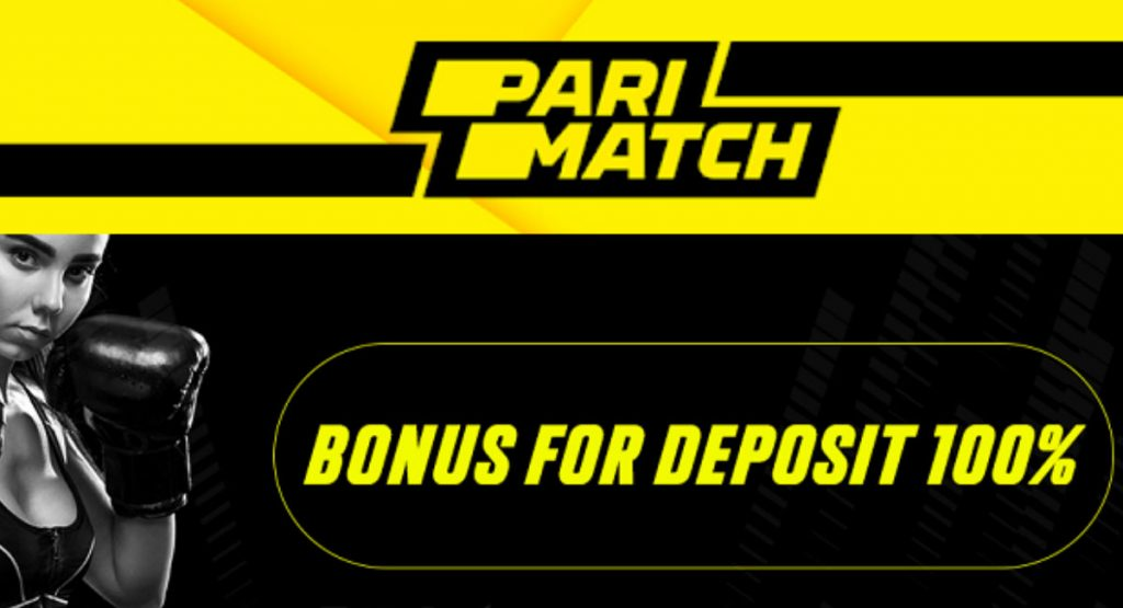Parimatch bonus and promotion
