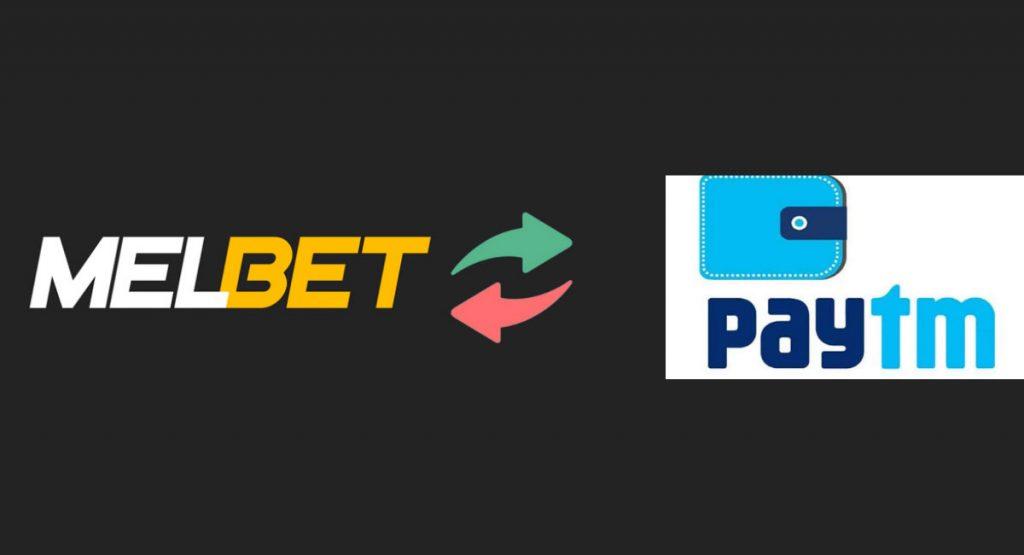 Melbet Paytm wallet