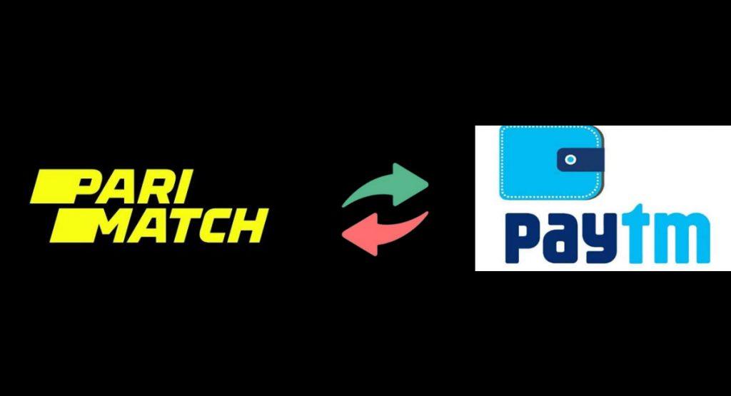 Parimatch Paytm wallet