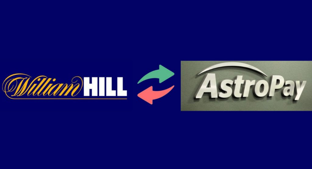 William Hill and AstroPay Card is a truly prepaid e-wallet