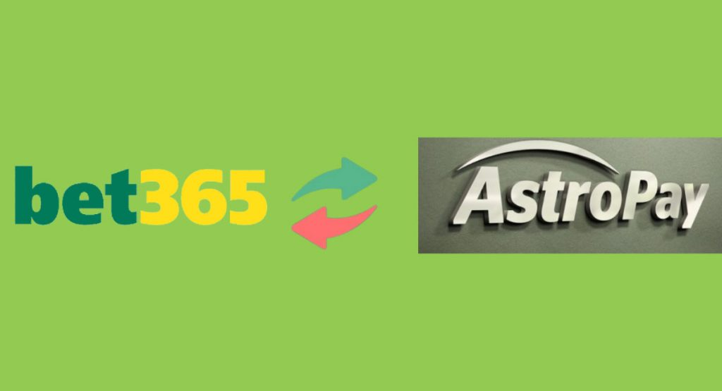 Bet365 and AstroPay Card