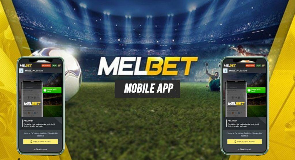 Melbet Betting app